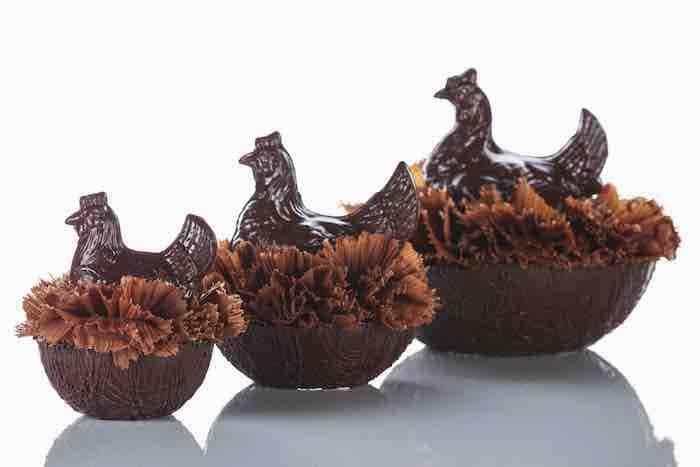 Les Nids de poules de Bernachon
