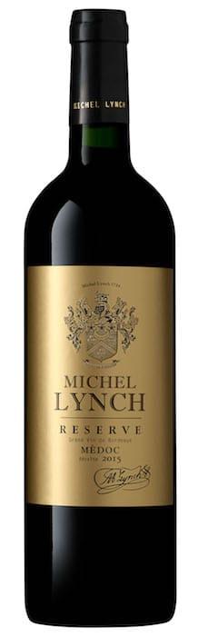 bouteilles de Michel Lynch Réserve 2015
