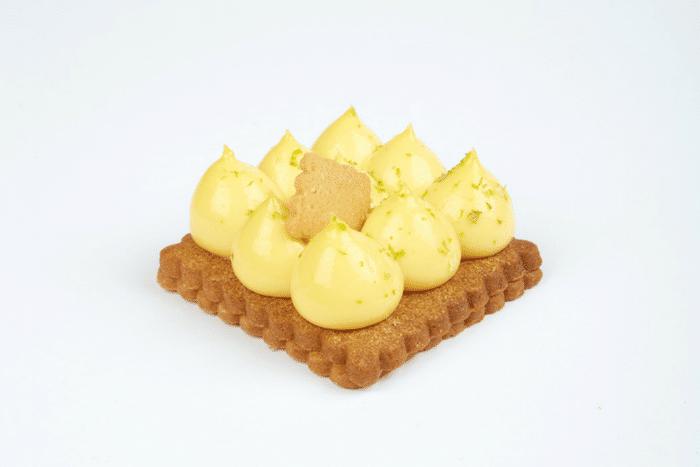 La tarte au citron de Benoît Castel