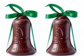 Les cloches de Pâques du Café de la Paix