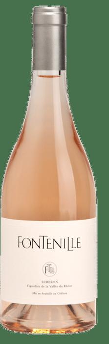 Bouteille de Rosé Bio 2017