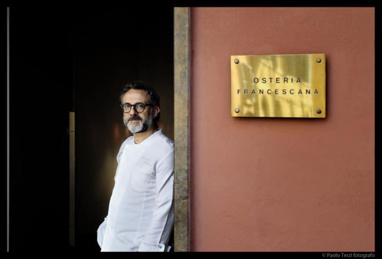 Reffetorio Madeleine de Massimo Bottura
