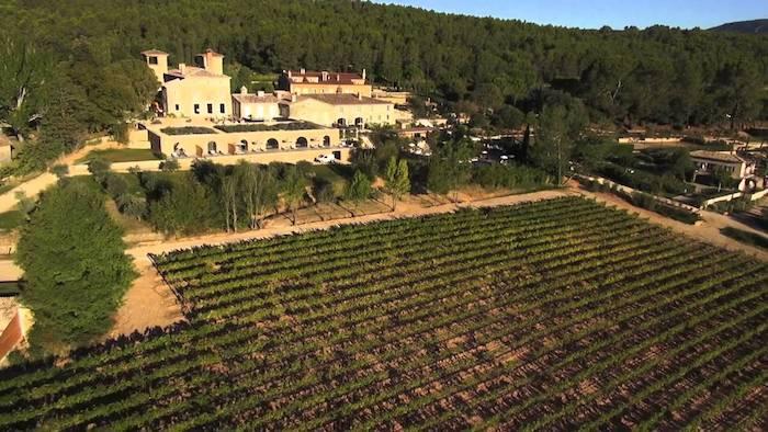 vignoble du Château de Berne