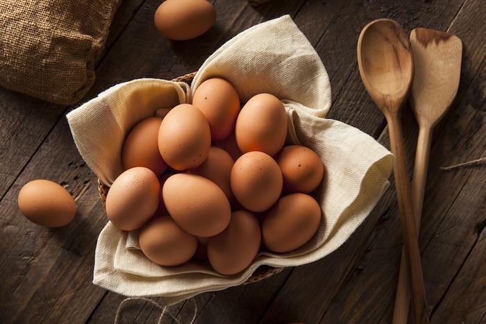 Les bienfaits de l'œuf