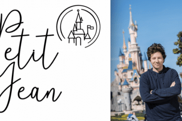 Petit Jean à Disneyland