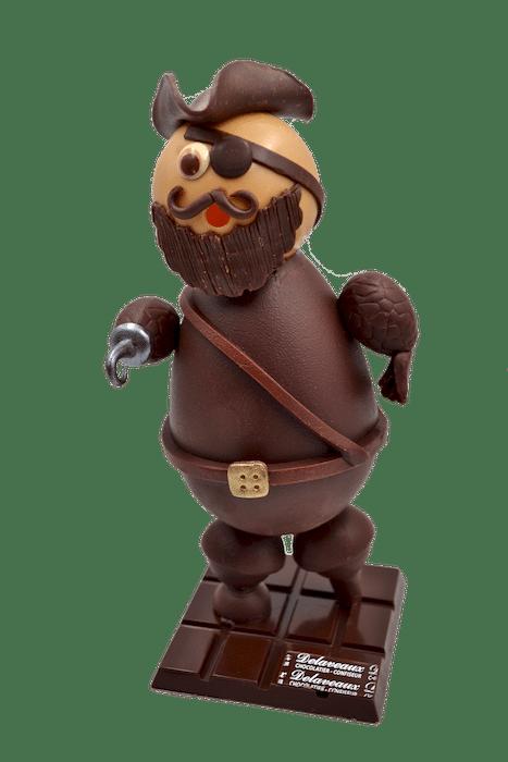 Le pirate de la Maison Delaveaux