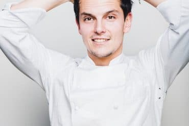 Juan Arbelaez cuisine au Ritz