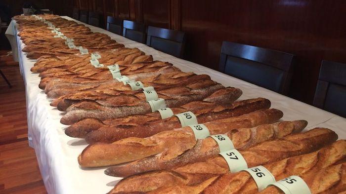 Lauréat de la meilleure baguette parisienne 2018