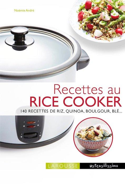 Recettes au rice-cooker