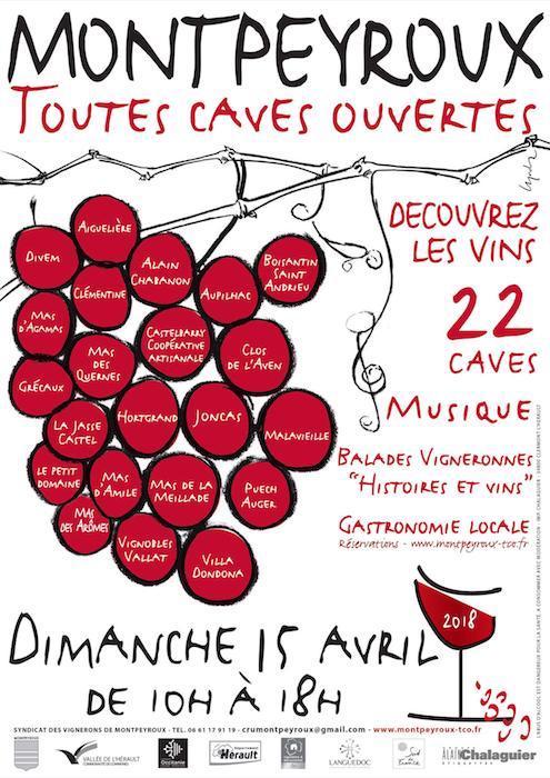 Montpeyroux Toutes Caves Ouvertes
