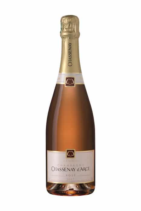 Cuvée Rosé Brut Champagne Chassenay dArce