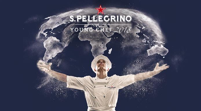 Les finalistes du S Pellegrino Young Chef 2018