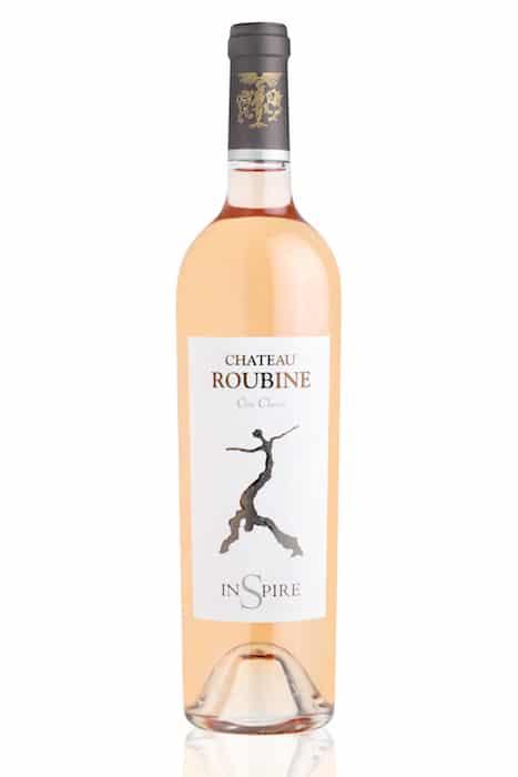 Inspire Rosé 2017 de Château Roubine