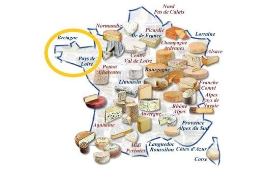 Du  fromage  en  Bretagne