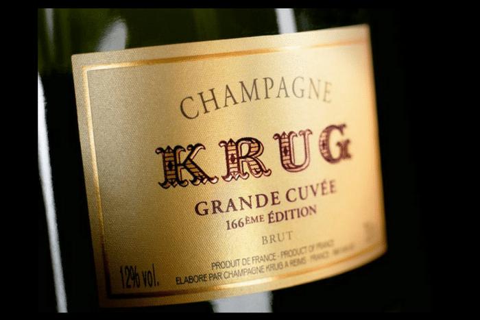 Krug Grande Cuvée 166ème Édition
