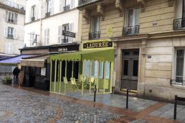 nouvelle boutique Ladurée