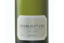 Chablis 1er Cru Les Lys 2015