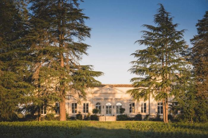 Château Le Pape Pessac Léognan