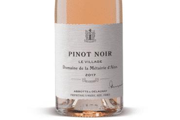 Pinot noir rosé Le Village 2017