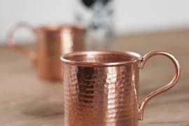 Mug en cuivre Les Raffineurs