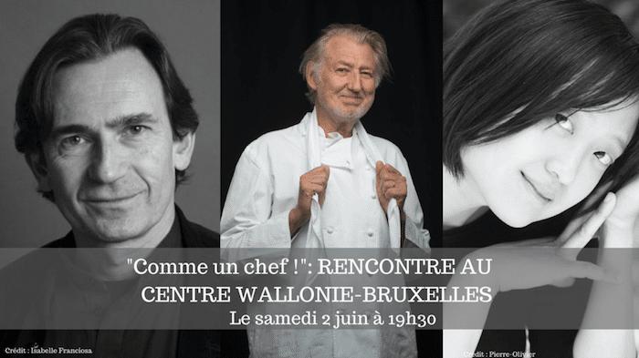 Comme un chef Pierre Gagnaire