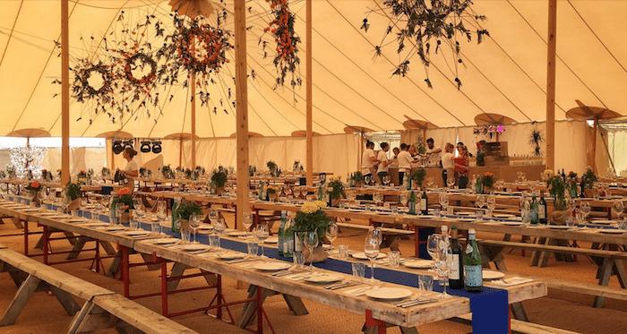 Banquet We Love Green