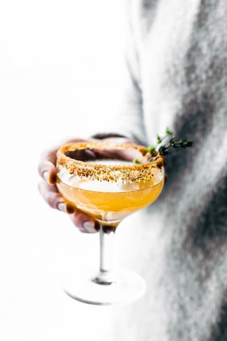 Les cocktails à la gentiane