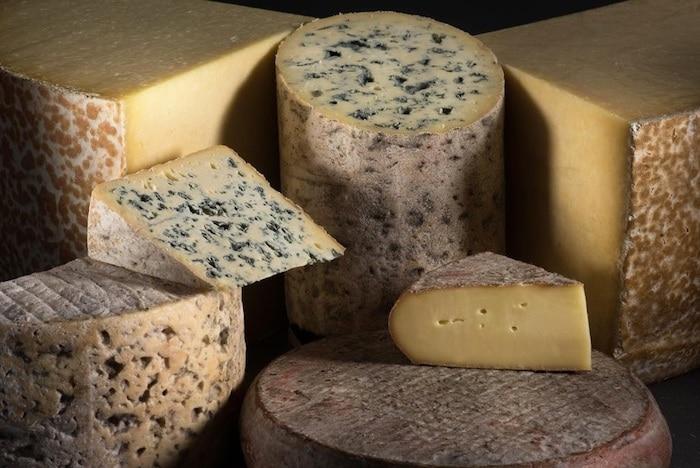 Les fromages AOP Auvergne