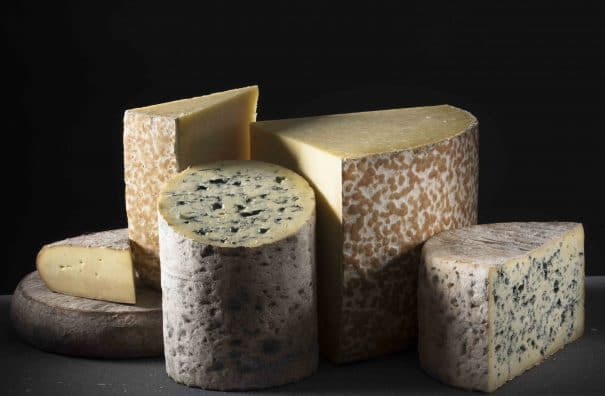 Fromages AOP Auvergne
