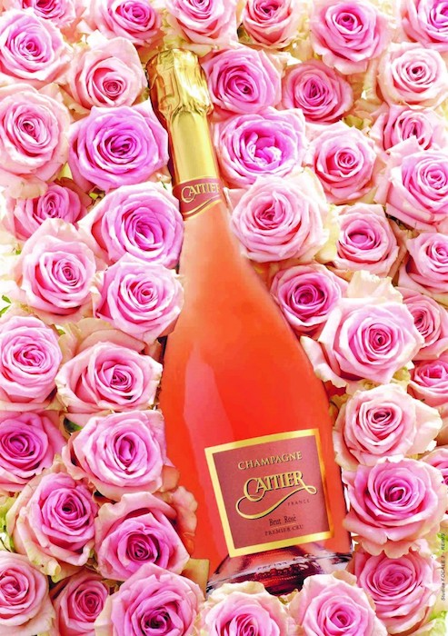 Brut Rosé Premier Cru de Champagne Cattier