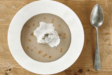 Crème aux céréales par Alain Ducasse