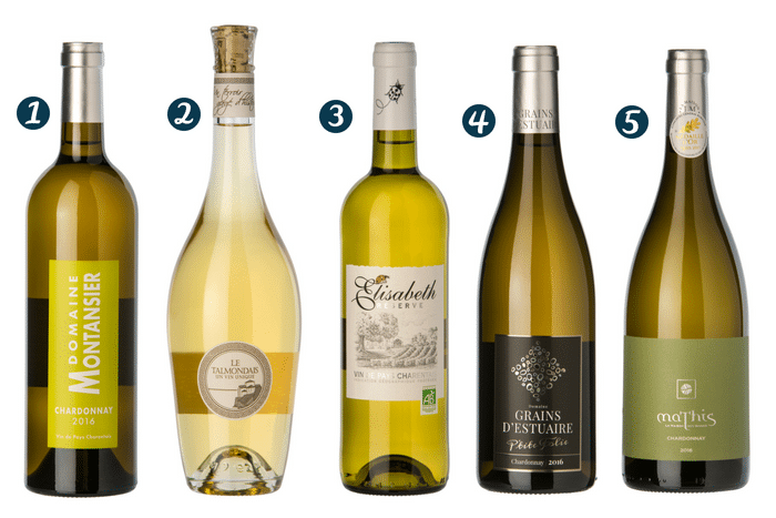 Chardonnay de Charente
