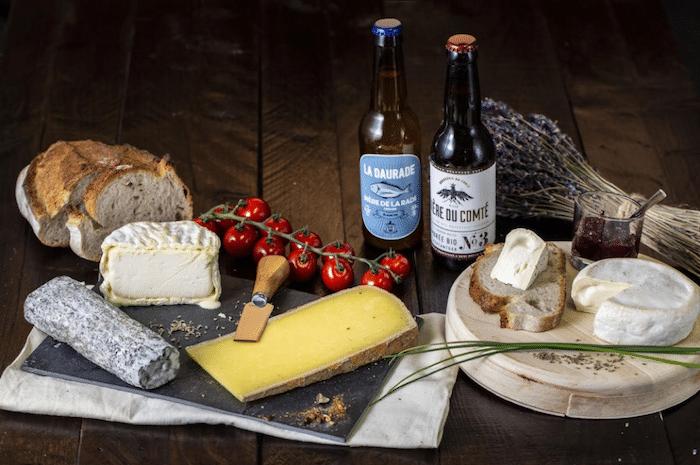 box fromage-bière