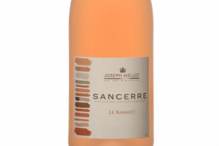 Sancerre Rosé Le Rabault 2017