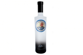 Vodka au caviar Petrossian by Guillotine