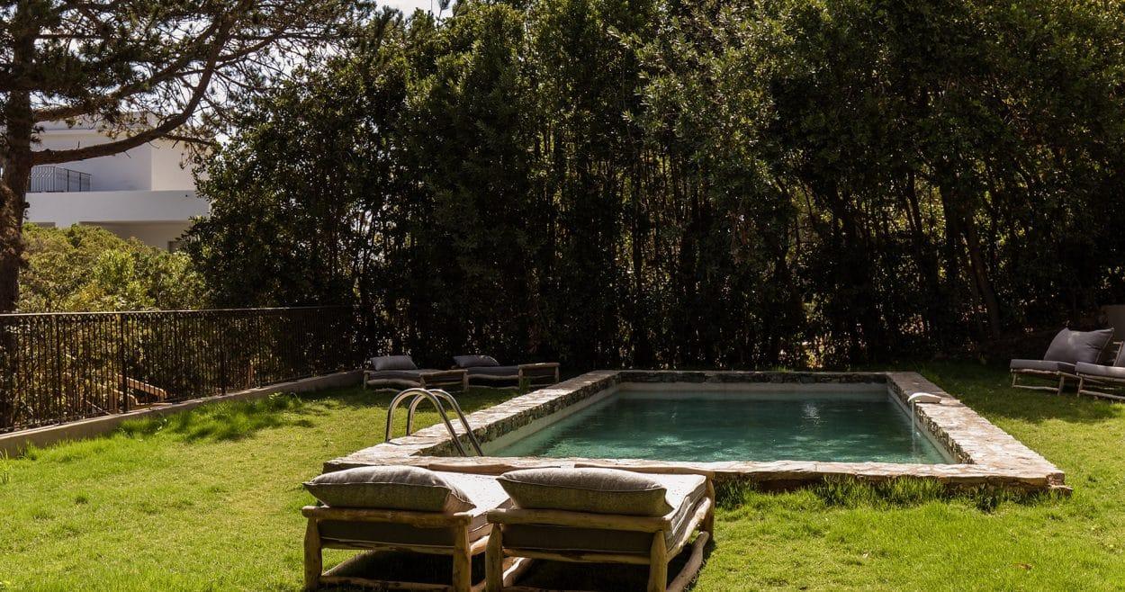 piscines privées villa Misíncu