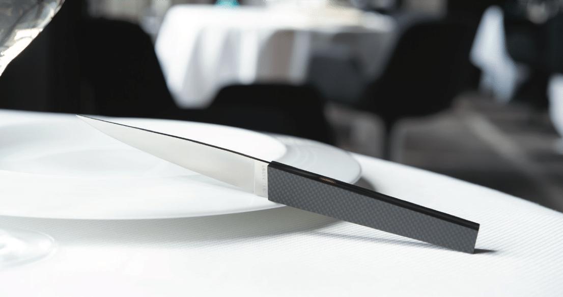 couteau de table Guy Savoy
