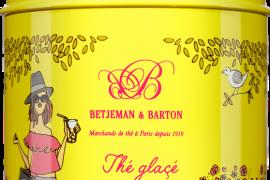 thés glacés Betjeman and Barton