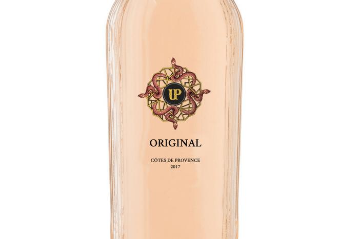 Original rosé 2017 de Ultimate Provence