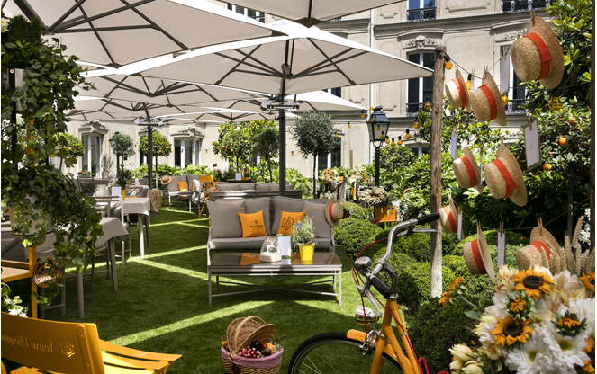 Le Jardin de Joy by Veuve Clicquot
