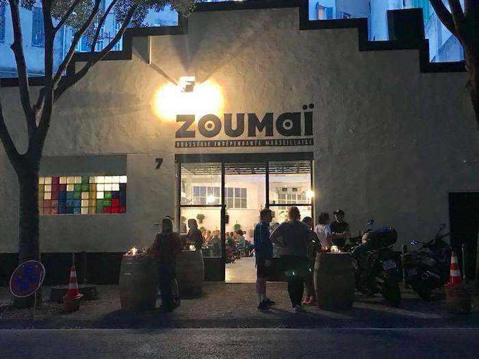 Zoumaï brasserie indépendante marseillaise