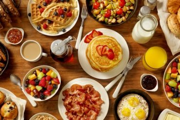 le meilleur petit déjeuner de France