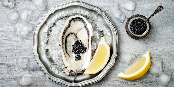 déguster les huîtres