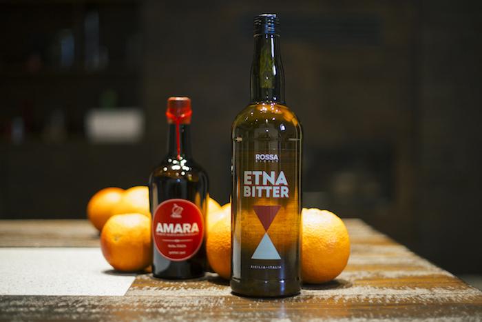 Amara et Etna Bitter de Rossa