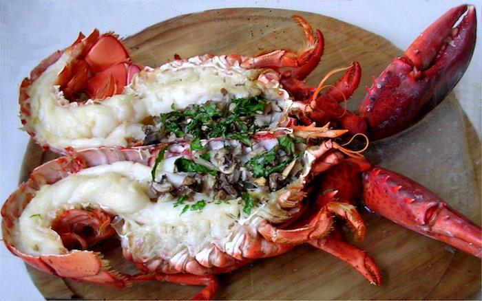 cuisiner le homard