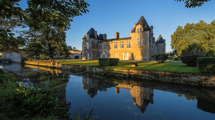 Issan propriété à Margaux