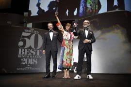 Deux français dans le Top 10 des World's 50