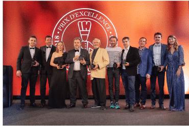 Les Prix d'Excellence 2018