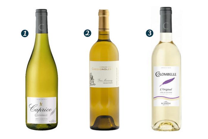 vins de Gascogne frais et fruités