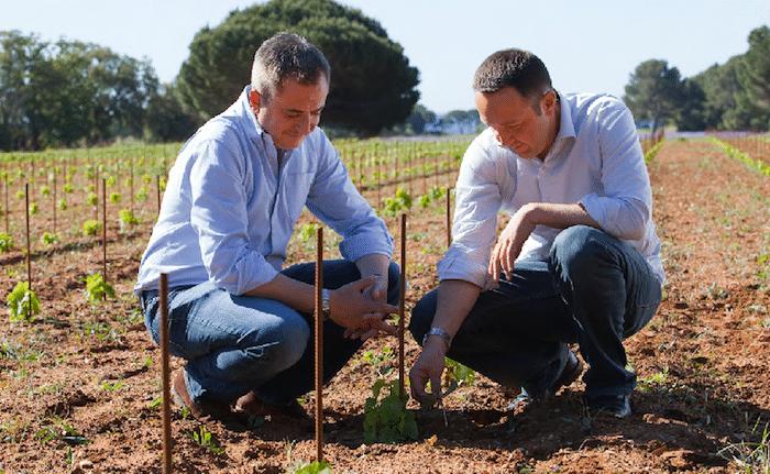 Christian et Jean-François Ott